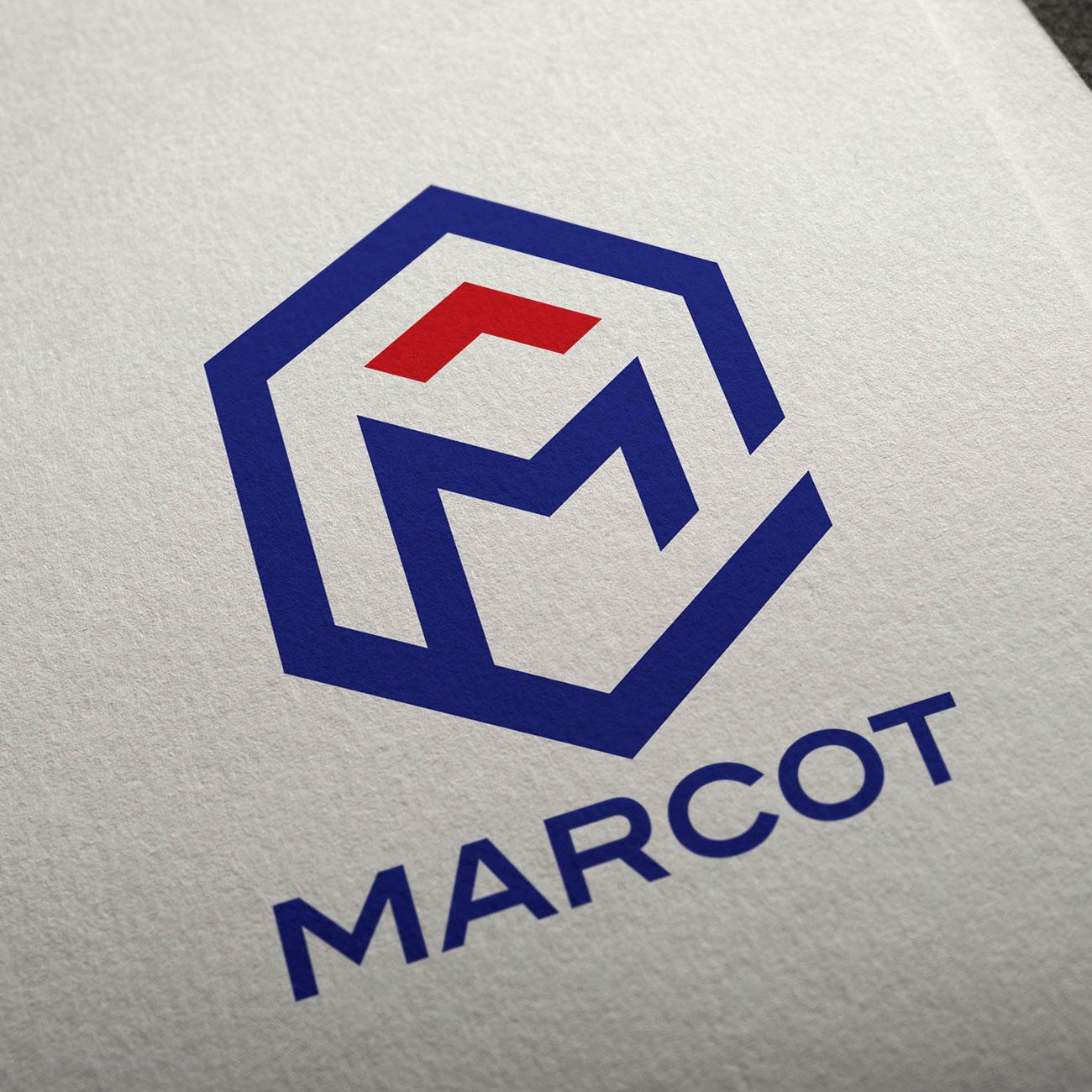 Refonte de logo - MARCOT Chauffage