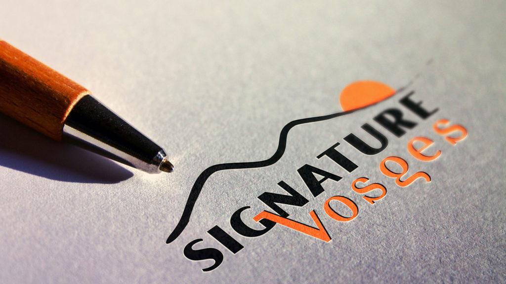 Logo Signature Vosges